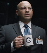 I kinda hoped Sitwell would become the next Coulson...